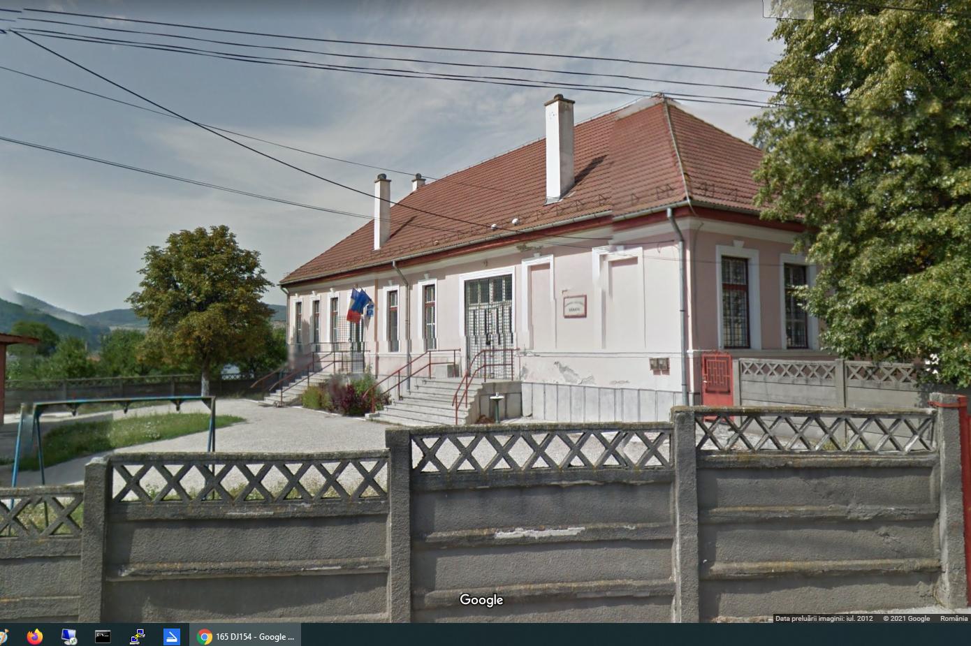 """Creșterea eficienței energetice a clădirii – Grădinița cu program normal Sărata"""", localitatea componenta Sărata, nr.107, municipiul Bistriţa."""