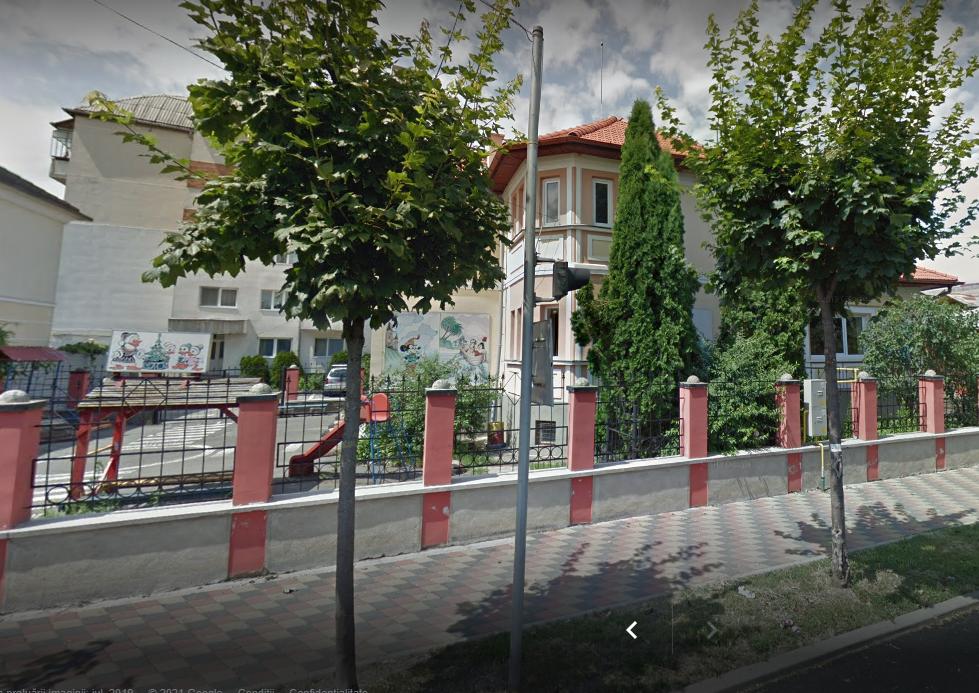 """Creșterea eficienței energetice a clădirii-Grădinița cu program normal nr.16"""", Str. Cerbului nr.27, municipiul Bistriţa"""