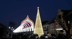 """Anunț procedură atribuire contract de servicii """"Închiriat elemente pentru iluminatul ornamental festiv"""""""